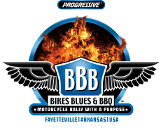 Bikes Blues & BBQ Logo
